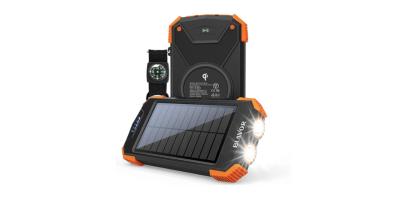 BLAVOR Solar Power Bank 10000 mAh