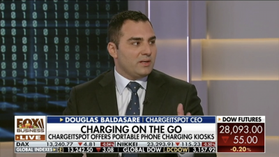 ChargeItSpot on Fox Business