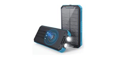 Solar Charger 30000 mAh