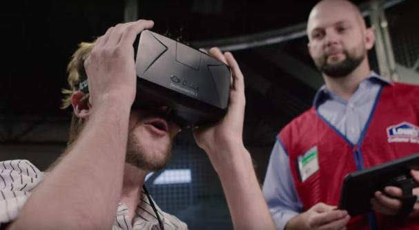 \\Virtual Reality