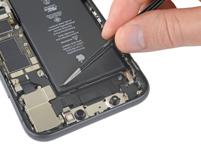 DIY iPhone Battery Replacement