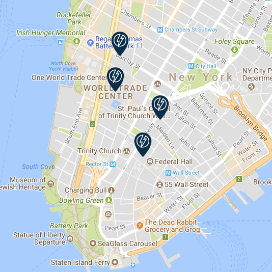 Where To Charge Your Phone In Nyc A Neighborhood By Neighborhood