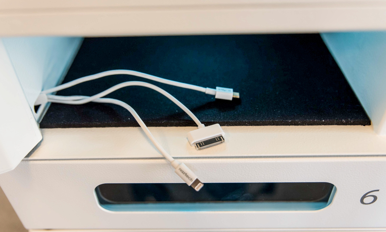 phone-charging-station