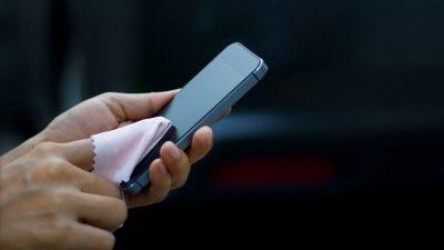Phone Hygiene
